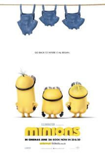 minions move poster