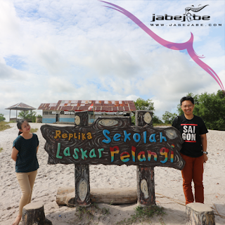 Paket Tour Belitung 4D3N (Non Hotel)