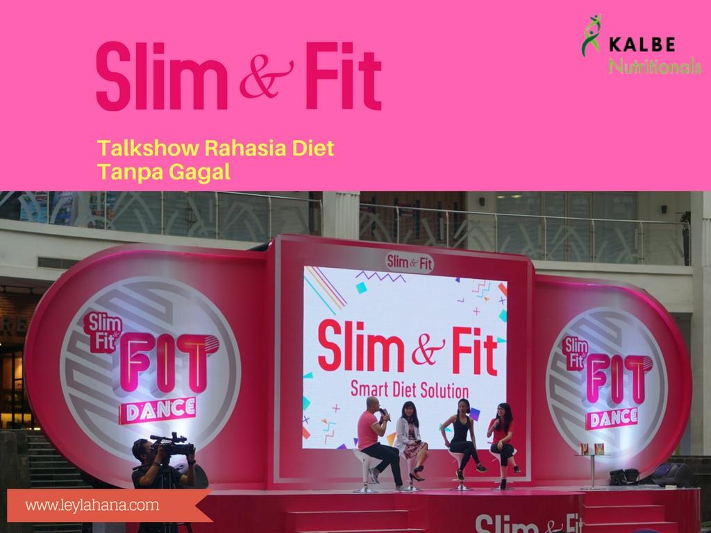 Diet Sehat Sukses Bikin Tubuh Slim dan Fit