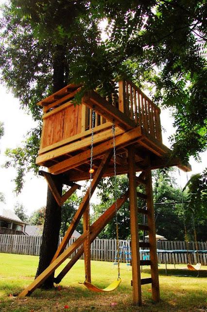 Alpe Family Treehouse