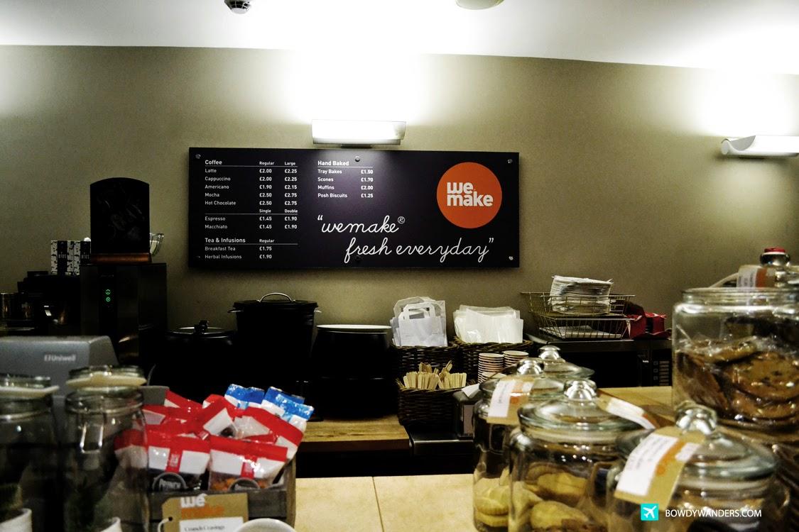 We Make Cafe, Belfast – Northern Ireland