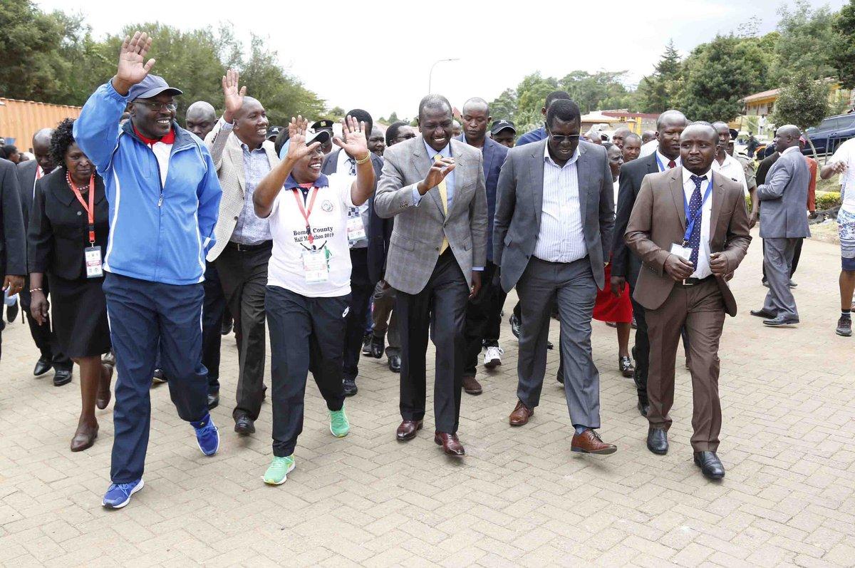Tanga Tanga Movement Is Back As DP Ruto Resumes Western Tour