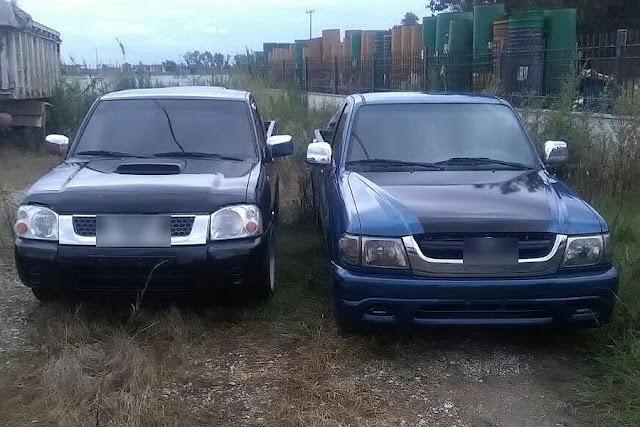 Συνελήφθη συμμορία που έκλεβε αγροτικά φορτηγά στη δυτική Πελοπόννησο