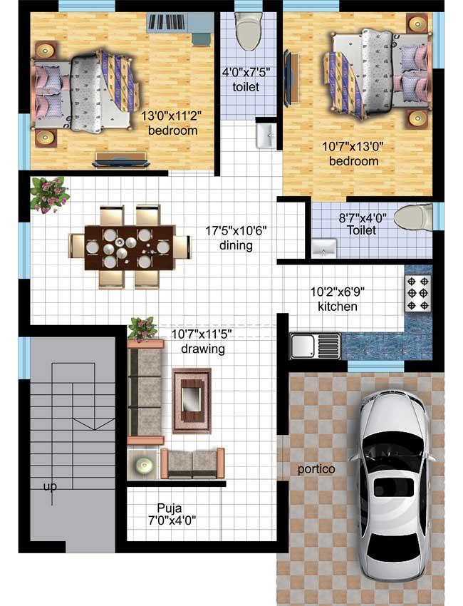 Stylish%2BModern%2BHome%2B3D%2BFloor%2BPlans%2B%252812%2529 Stylish Home 3D Floor Plans Interior