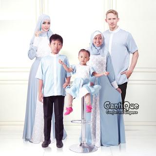 baju lebaran untuk satu keluarga
