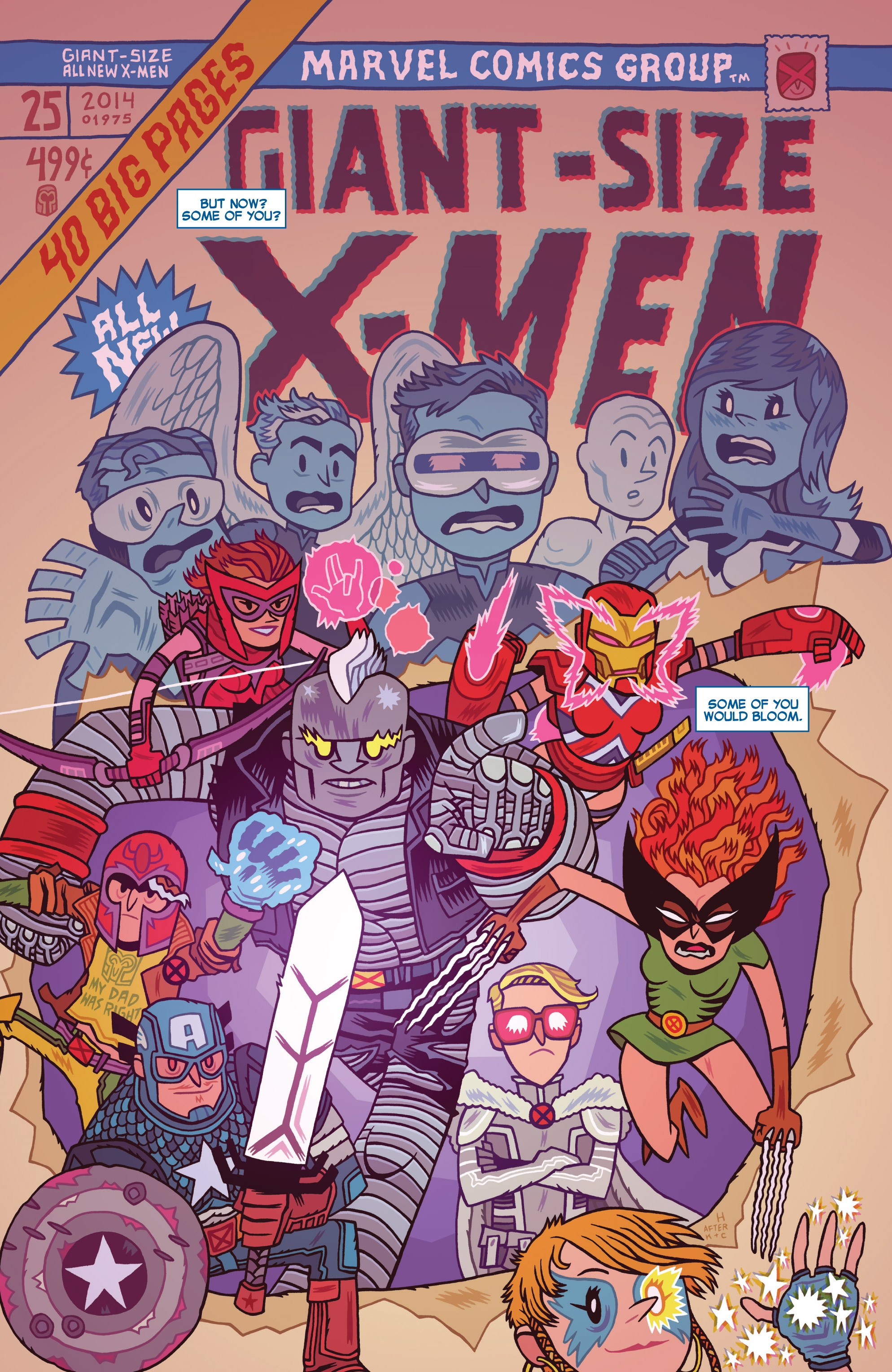 Read online All-New X-Men (2013) comic -  Issue # _Special - One Down - 27