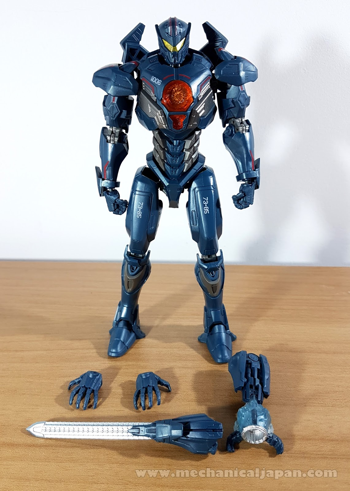Review Robot Spirits Gipsy Avenger de Pacific Rim: Uprising por ...