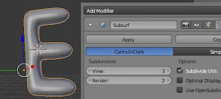 Cara Membuat  Armature Bone TEXT di BLENDER