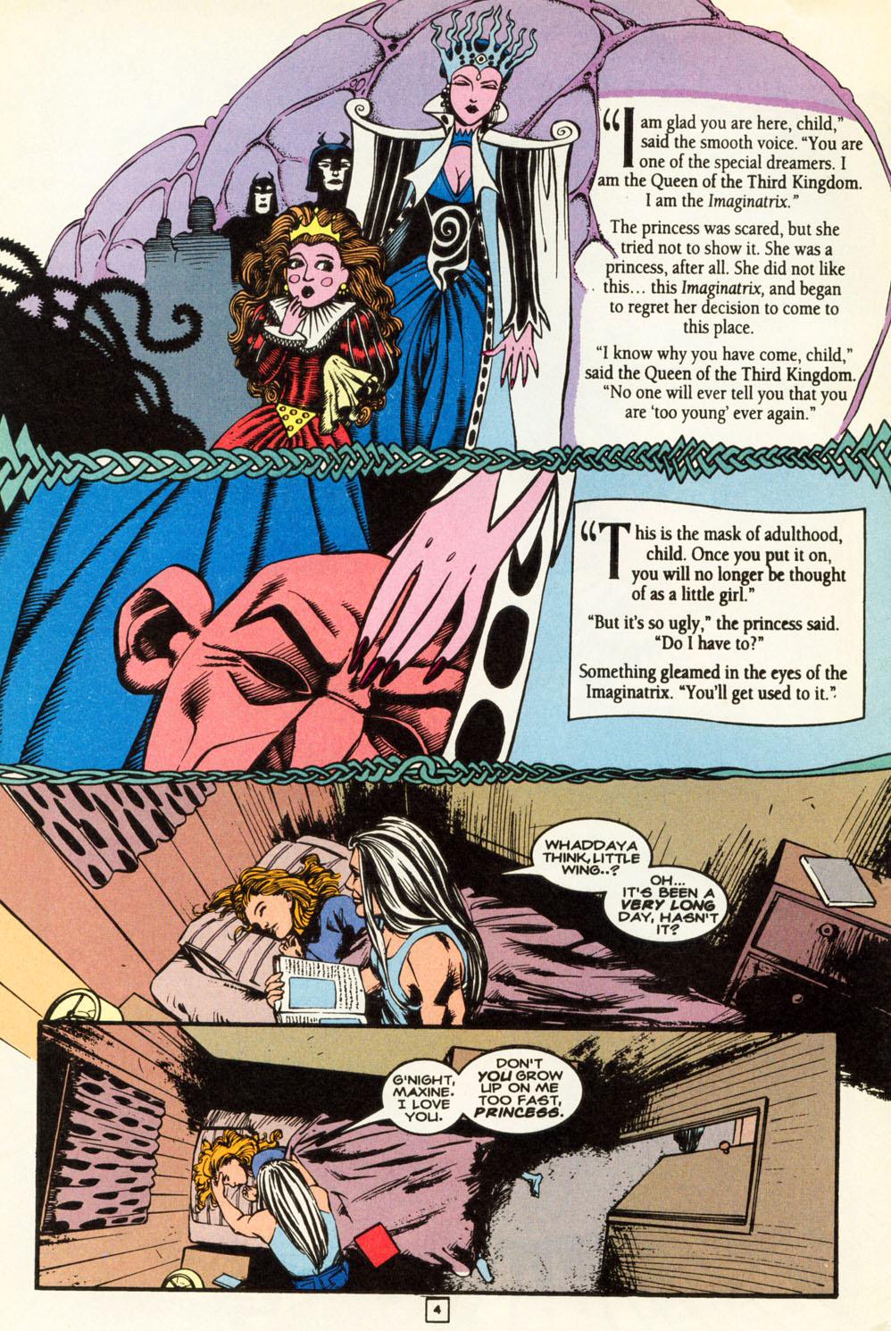 Read online Animal Man (1988) comic -  Issue #84 - 5