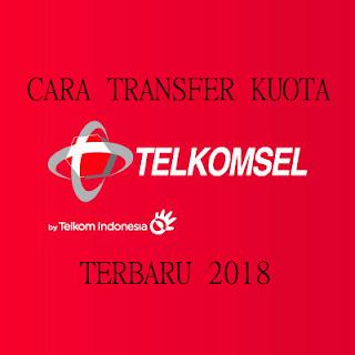 Cara Transfer Kuota Internet 4G Telkomsel Simpati Dan Kartu As Terbaru 2018