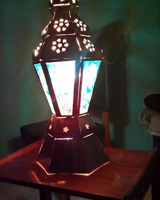Lantern, Egypt