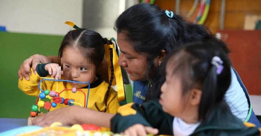 MINEDU habilita registro de estudiantes con discapacidad para evaluar logro de aprendizaje [VIDEO] www.minedu.gob.pe