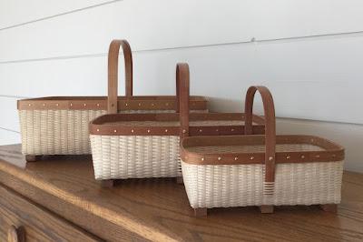 Eric Taylor Cottage Garden Baskets