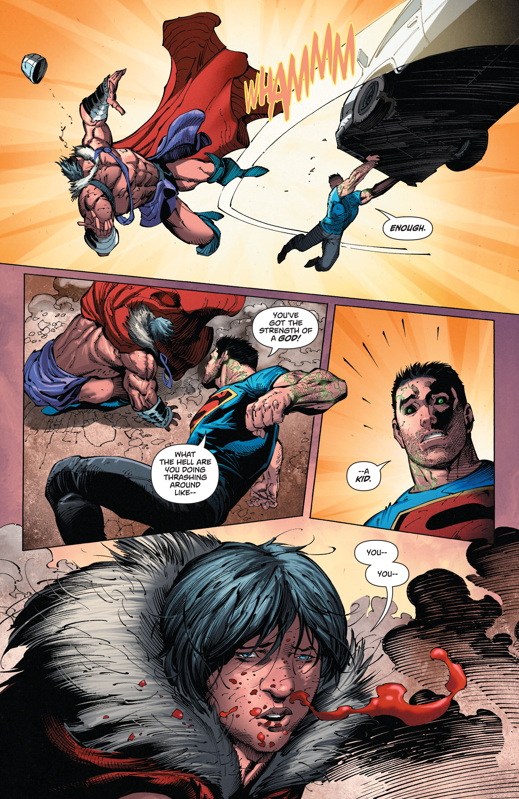 Read online Action Comics (2011) comic -  Issue #49 - 19