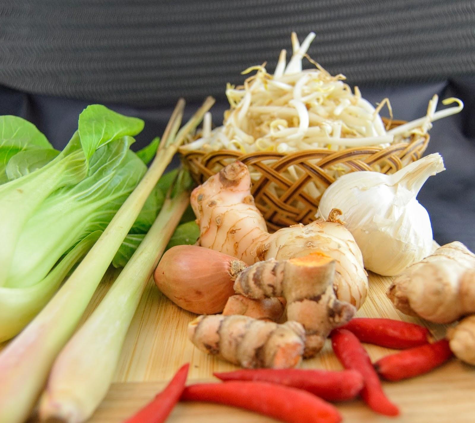 Alle Rezepte indonesisch kochen