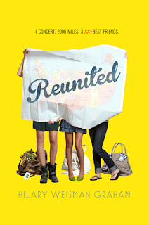 Reunited Hilary Weisman Graham book cover
