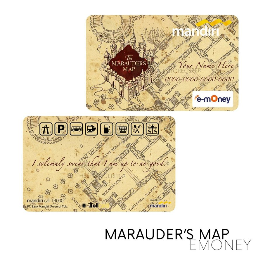emoney marauders map
