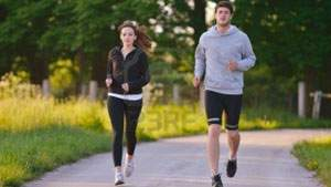 jogging, lari-lari kecil, jalan cepat, jantung sehat