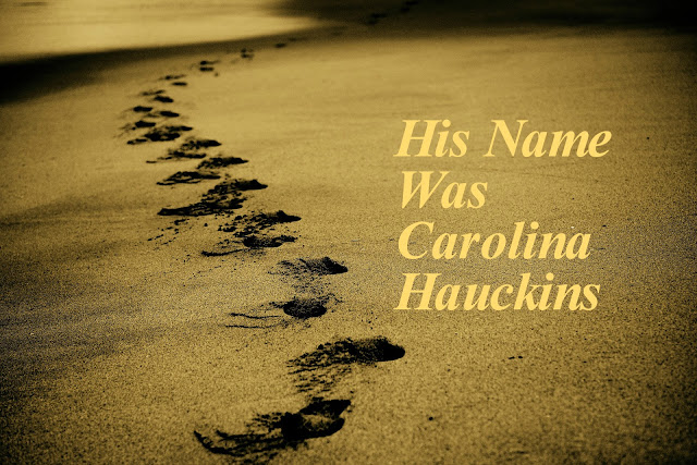 His name was Carolina Hauckins -- Part One --How Did I Get Here? My Amazing Genealogy Journey