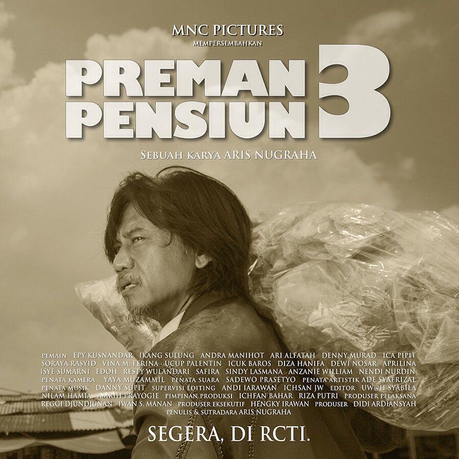 Preman Pensiun The Movie