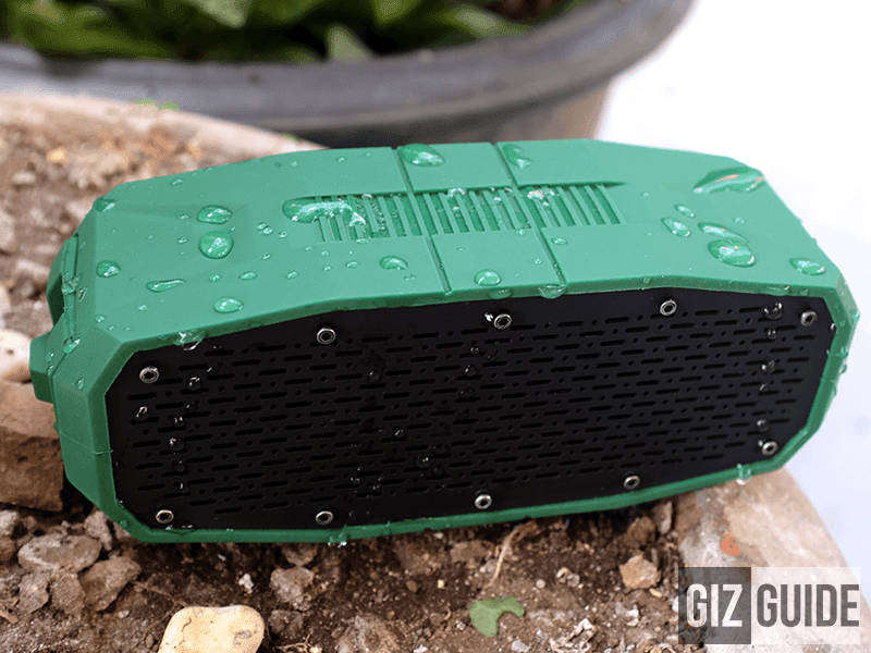 Euroo Armour Bluetooth Speaker (EBS-A1) Review!