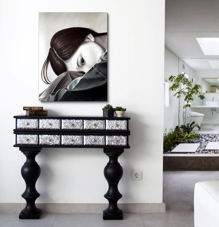 Sensaciones de hogar c mo decorar la entrada for Decorar hogar zen
