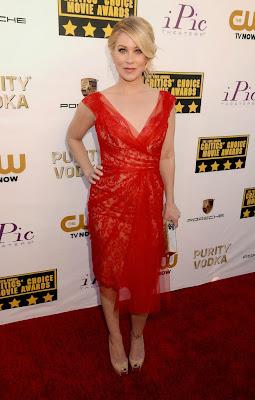 Christina Applegate Critics Choice Movie Awards 2014