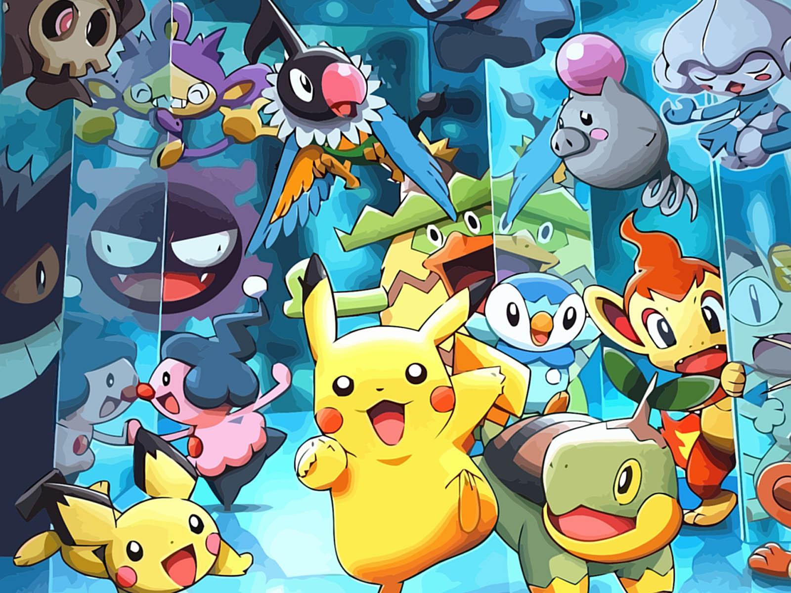 pikachu pokemon wallpaper - photo #30