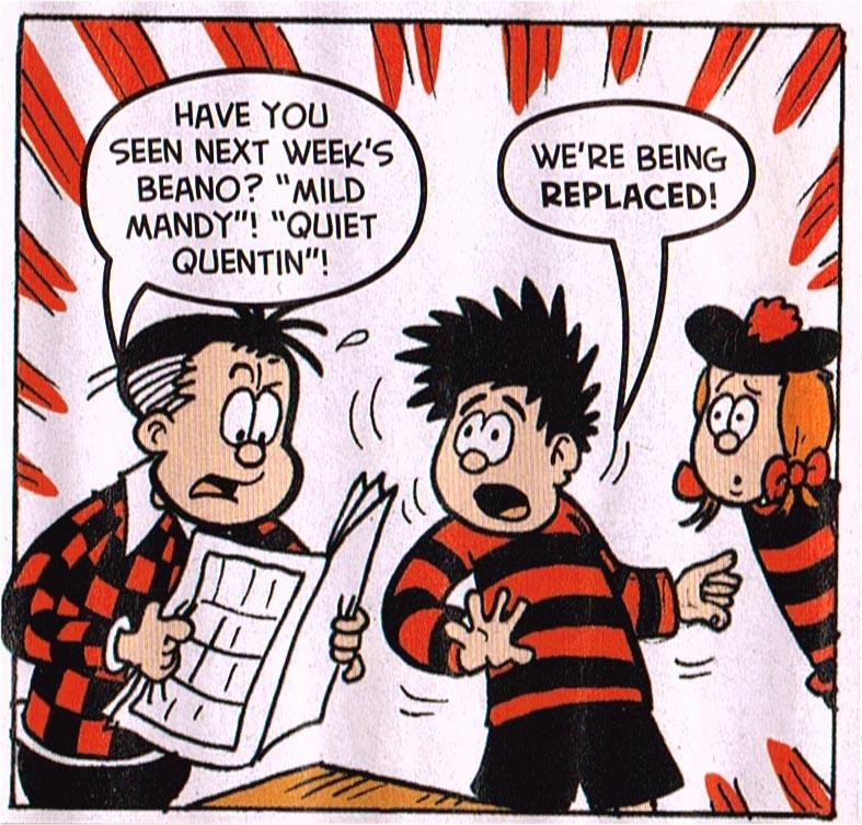 Splank!: Big Week for British Comics Part 2