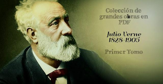Mini colección gratuita en PDF de Julio Verne - Tomo 1