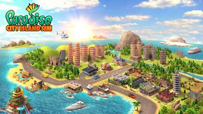 Cheat Paradise City Island Sim Mod Apk Terbaru