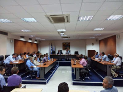 Συνεδριάζει σήμερα το Δημοτικό Συμβούλιο Ηγουμενίτσας