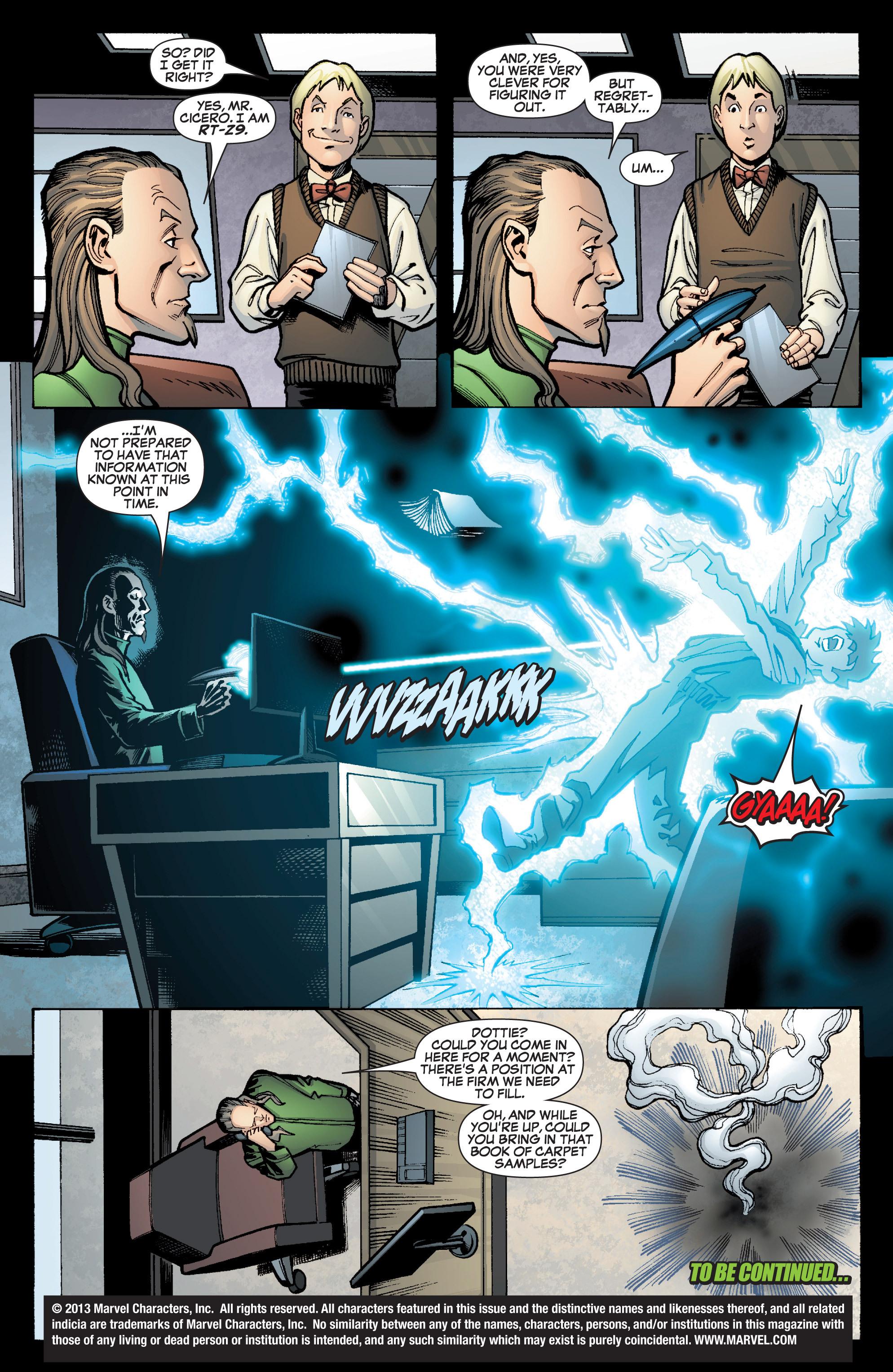 Read online She-Hulk (2005) comic -  Issue #10 - 23