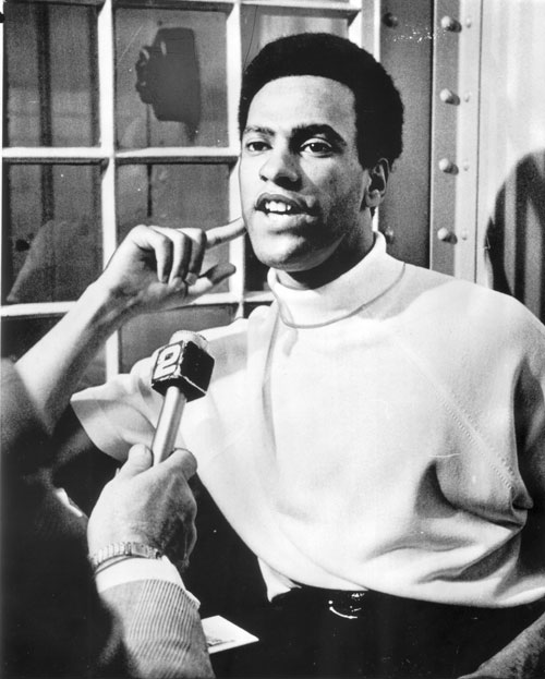Huey Newton Backed Gay Rights In 1970 Speech