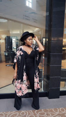 Laura Ikeji Stuns In Photos Just 8 Weeks After Giving Birth