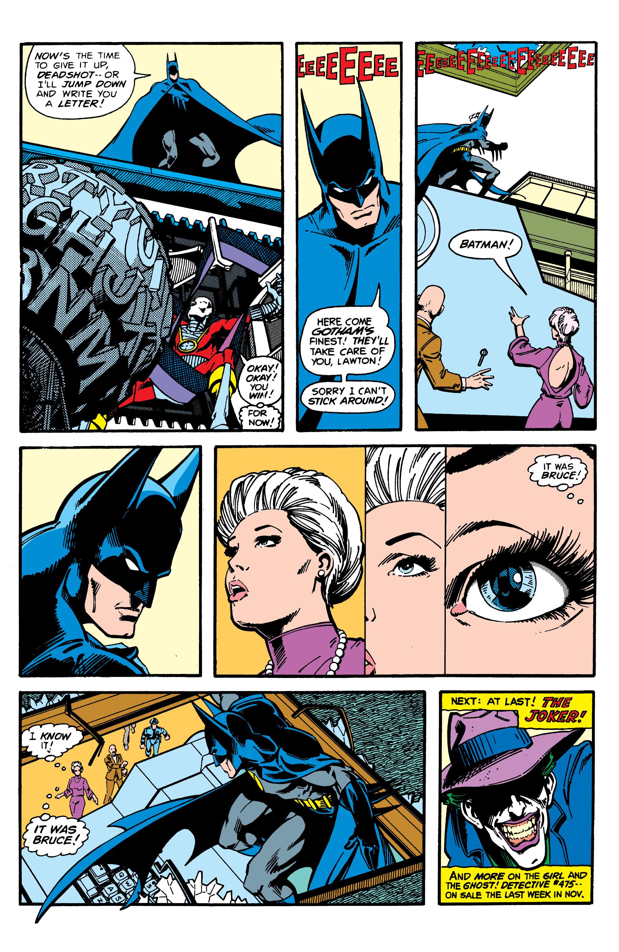 Detective Comics (1937) 474 Page 17