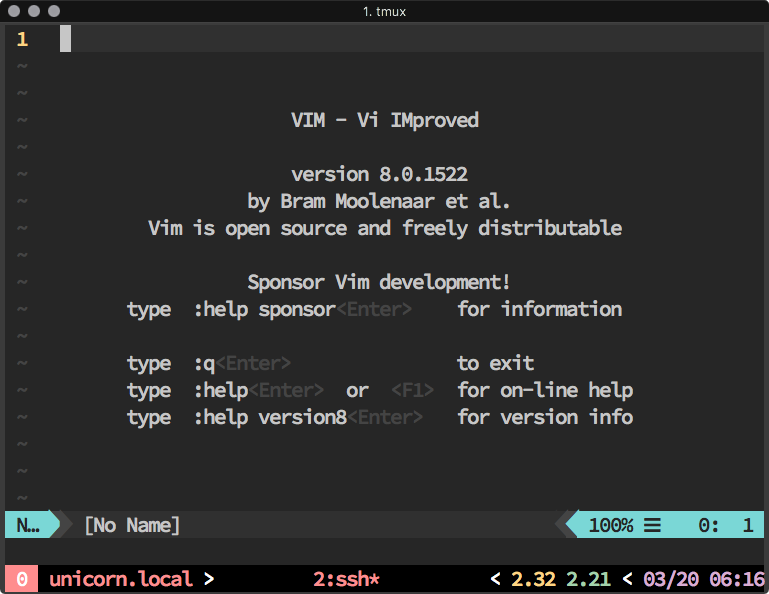 Install the Vim 8 0 and YouCompleteMe with Make on CentOS 7 4 | 凍仁