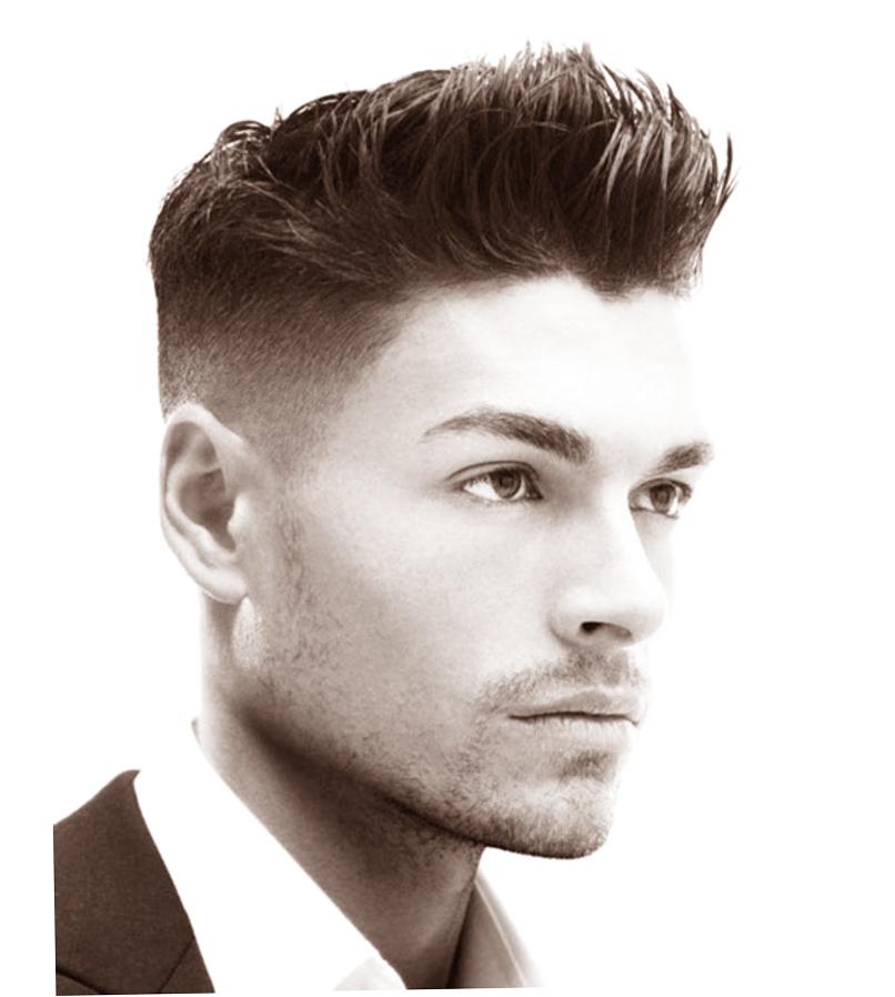 Strange Hairstyles For Men With Thick Hair 2016 Ellecrafts Short Hairstyles Gunalazisus