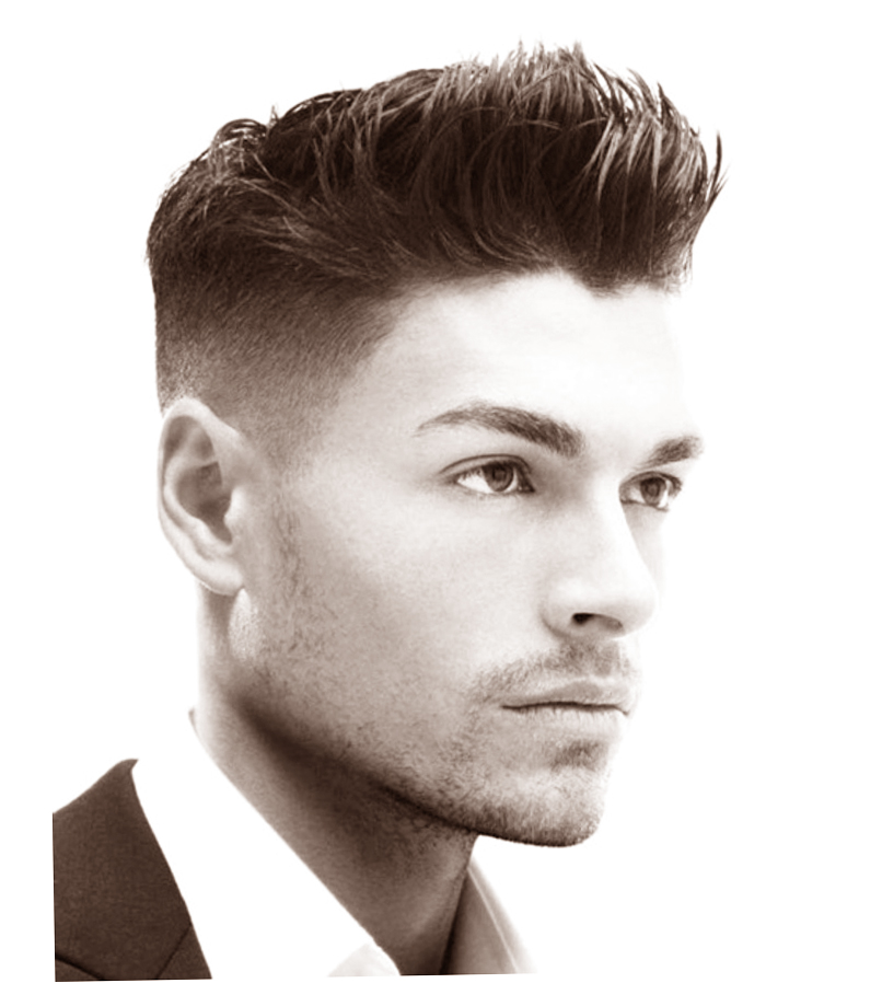 Cool Hairstyles For Men With Thick Hair 2016 Ellecrafts Short Hairstyles For Black Women Fulllsitofus