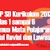 RPP SD Kurikulum 2013 kelas 1,2,3,4,5,6 Edisi Revisi Semester 1 dan 2
