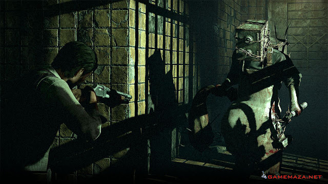 The Evil Within Gameplay Screenshot 2