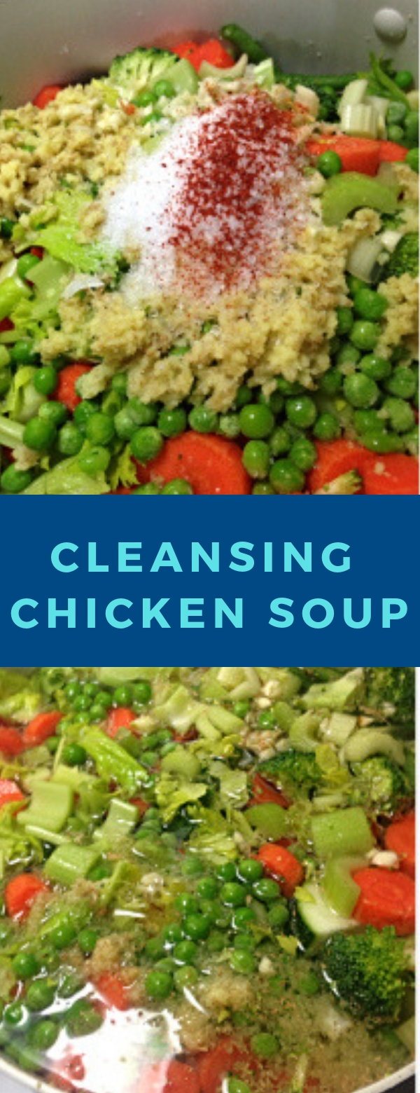 Cleansing Chicken Soup
