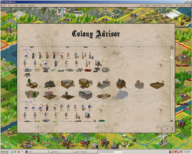 The Colony Adviser | Free Colonization