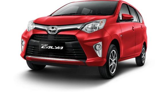 Toyota Tajur Bogor Jawa Barat