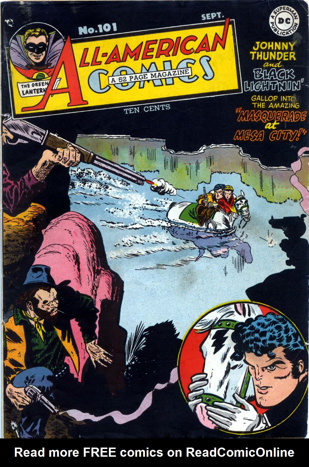 Read online All-American Comics (1939) comic -  Issue #101 - 1