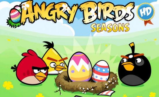 حصريا بحقوق المشاغب كل اصدارات لعبة angry birds بوضوح HD