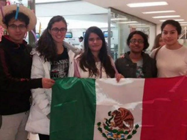 Medalla de oro para México en Matemáticas