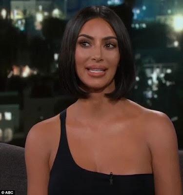 Kim Kardashian shocked  | كيم كاردشيان صدمت معجابيها باطلالتها الجديدة