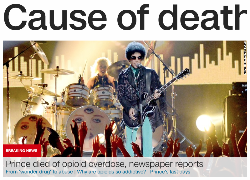 42 49 57 111 112 | Prince died of opioid overdose, June 2, 2016 news (The  NBA Finals Connection)