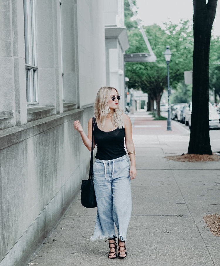 Live-in Culottes